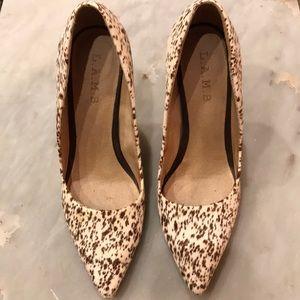 L.A.M.B. Karan Stilettos, Size 7.5
